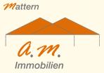 a.m. Immobilien Logo